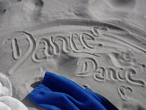 DANCE DANCE - That sound like great advice!
